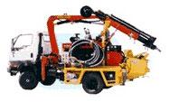 Shotcrete_truck_Robotic_boom